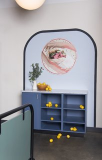 Fun, Cheeky Interiors Give This Middle Eastern Eatery a Modern Edge - Photo 4 of 14 -