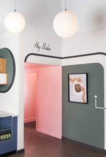 Fun, Cheeky Interiors Give This Middle Eastern Eatery a Modern Edge - Photo 9 of 14 -