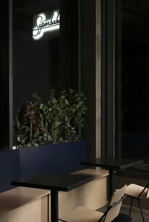 Fun, Cheeky Interiors Give This Middle Eastern Eatery a Modern Edge - Photo 13 of 14 -