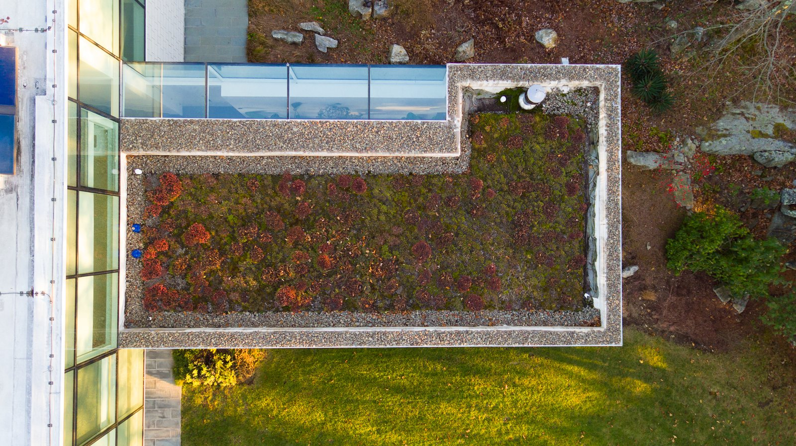 Tagged: Exterior, Flat RoofLine, and Green Roof Material.  Best Photos from A Toshiko Mori-Designed Masterpiece in New York Wants $4.95M