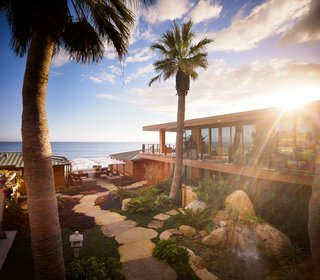 A Former Beach Motel in Malibu Is Reborn as the Japanese-Inspired Nobu Ryokan - Photo 2 of 12 -