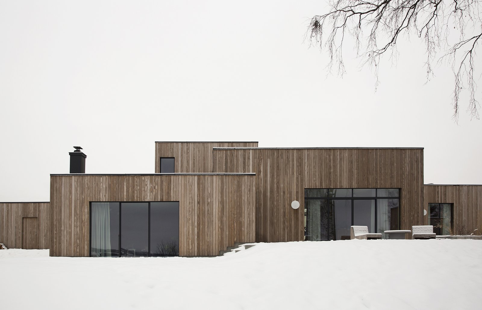A Cubic Dwelling in Norway Just Oozes Hygge