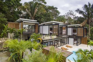 Slip Away to These Sleek New Villas in a Costa Rican Forest - Photo 2 of 23 - Casa Meleku