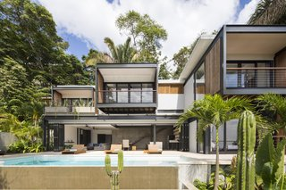 Slip Away to These Sleek New Villas in a Costa Rican Forest