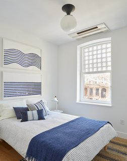 Two Renovated Carriage Houses in Brooklyn Hit the Market - Photo 11 of 13 - The second floor of 411 Vanderbilt features three light-filled, well-proportioned bedrooms.