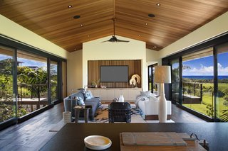 A Breezy Hawaiian Residence by Olson Kundig Hits the Market at $6.95M - Photo 2 of 14 - Two walls of windows provide stunning panoramic vistas.