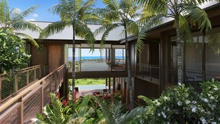 A Breezy Hawaiian Residence by Olson Kundig Hits the Market at $6.95M - Photo 14 of 14 - The home has a strong relationship with the land that is in harmony with the tropical environment.
