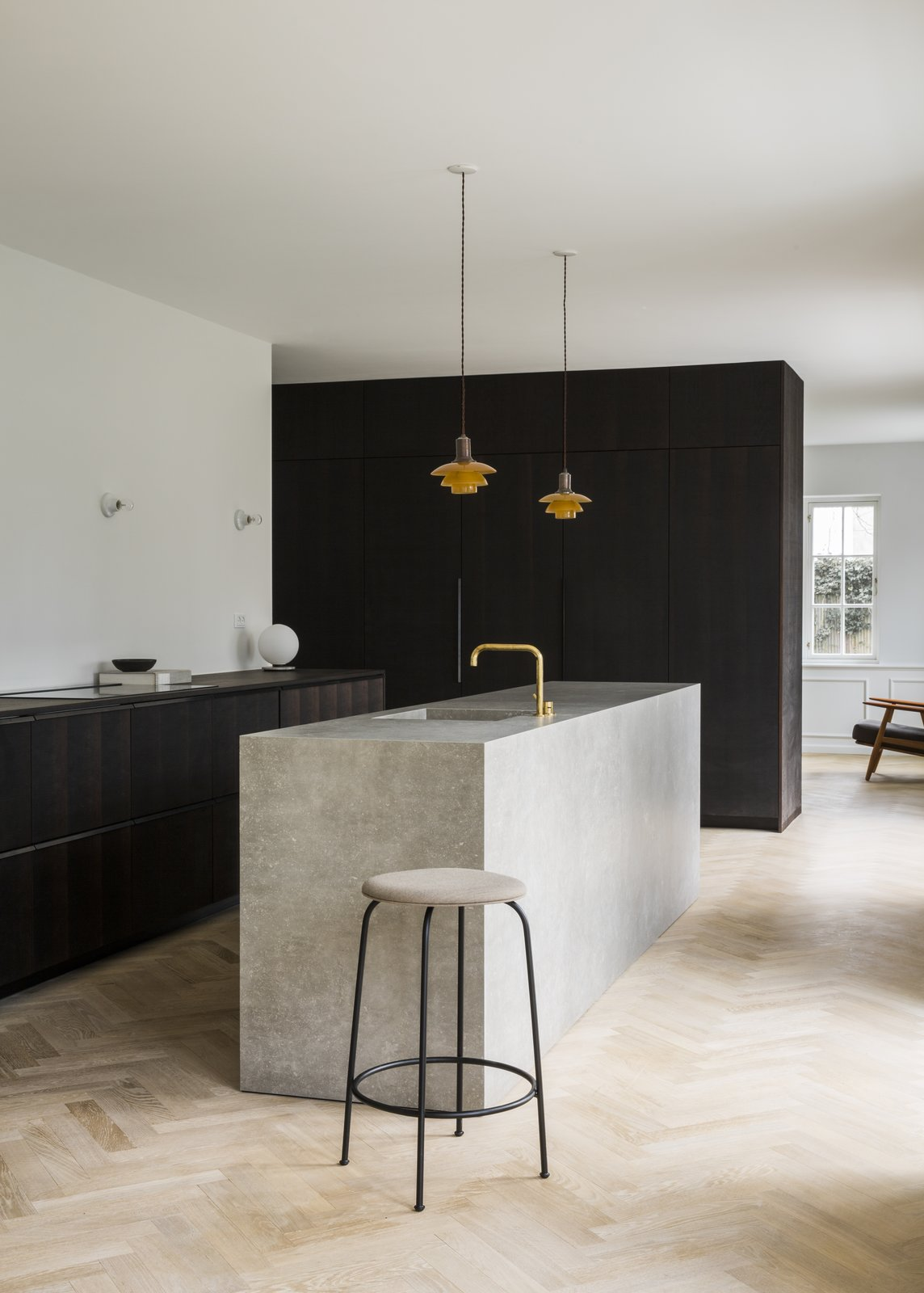 The Historic Villa Once Home to Poul Henningsen Receives a Modern Renovation