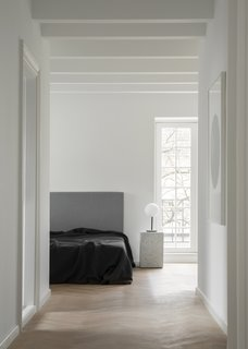 The Historic Villa Once Home to Poul Henningsen Receives a Modern Renovation - Photo 9 of 12 - Every room of the house feels light, bright, and comfortable to be in.