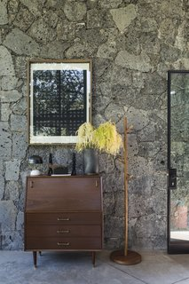 A Commanding Mexican Home of Stone and Concrete Is For Sale - Photo 2 of 10 - All of the stone was sourced locally.