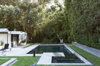 Jerry Bruckheimer Asks $11.9M For This Gem Designed by Thornton Abell - Photo 14 of 15 - The pool