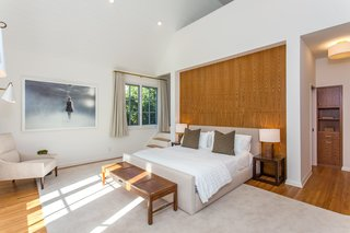 Moby Lists His Newly Renovated Los Feliz Manor For $4.5M - Photo 13 of 19 - Here's one of the two beautifully renovated master bedroom suites.