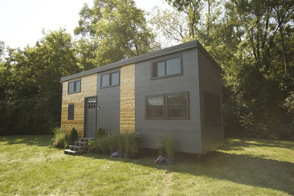 For the last two years, Brian Crabb has been designing and building custom Tiny Homes from the ground up all over the world. The 238 sq ft