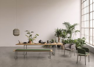 This Teak Outdoor Living Collection Pairs Sustainability and Scandinavian-Inspired Style
