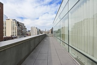 Own Justin Timberlake's Posh Soho Penthouse For $8M - Photo 8 of 8 - Gorgeous city views are consistently available, thanks to the terrace that wraps aroundthe perimeterof the unit.