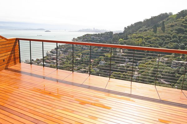 Photo 8 of Sausalito Hillside modern home