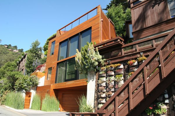 Photo 7 of Sausalito Hillside modern home