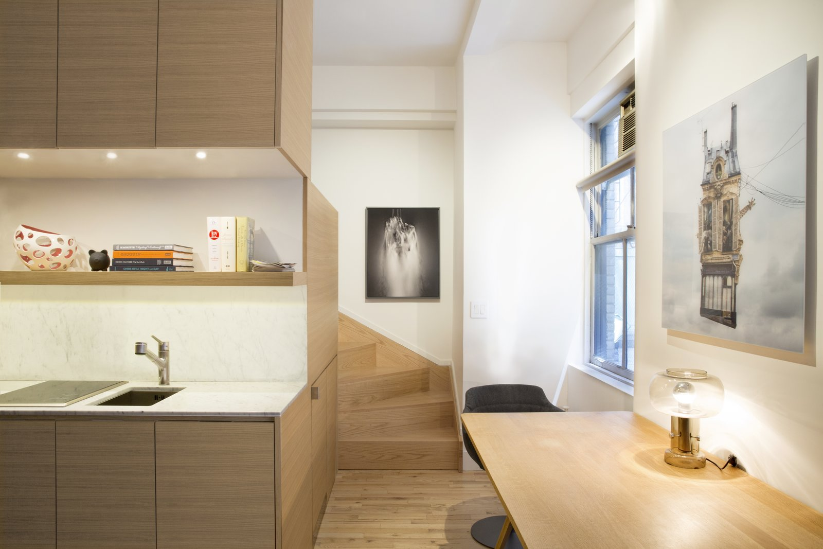 Lexington NYC by Todd Davis Architecture
