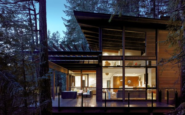 Photo  of Gambier House modern home