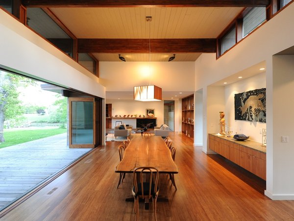 Photo 4 of Shelter Island modern home