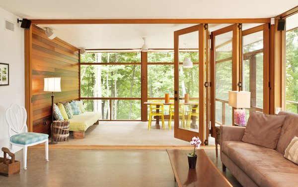 Photo by Deborah DeGraffenreid Photo 6 of Wallkill River House modern home