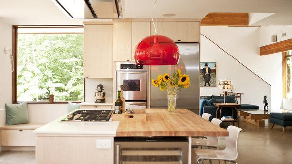 Photo by Deborah DeGraffenreid Photo 5 of Wallkill River House modern home