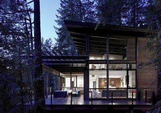 Turkel Design's Award-Winning Gambier Island House - Photo 1 of 5 -