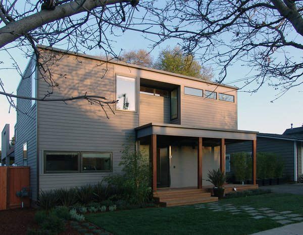 Photo  of Silicon Valley modern home