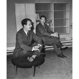 A Metropolitan Story - Photo 2 of 10 - Ejner Larsen and Aksel Bender Madsen
