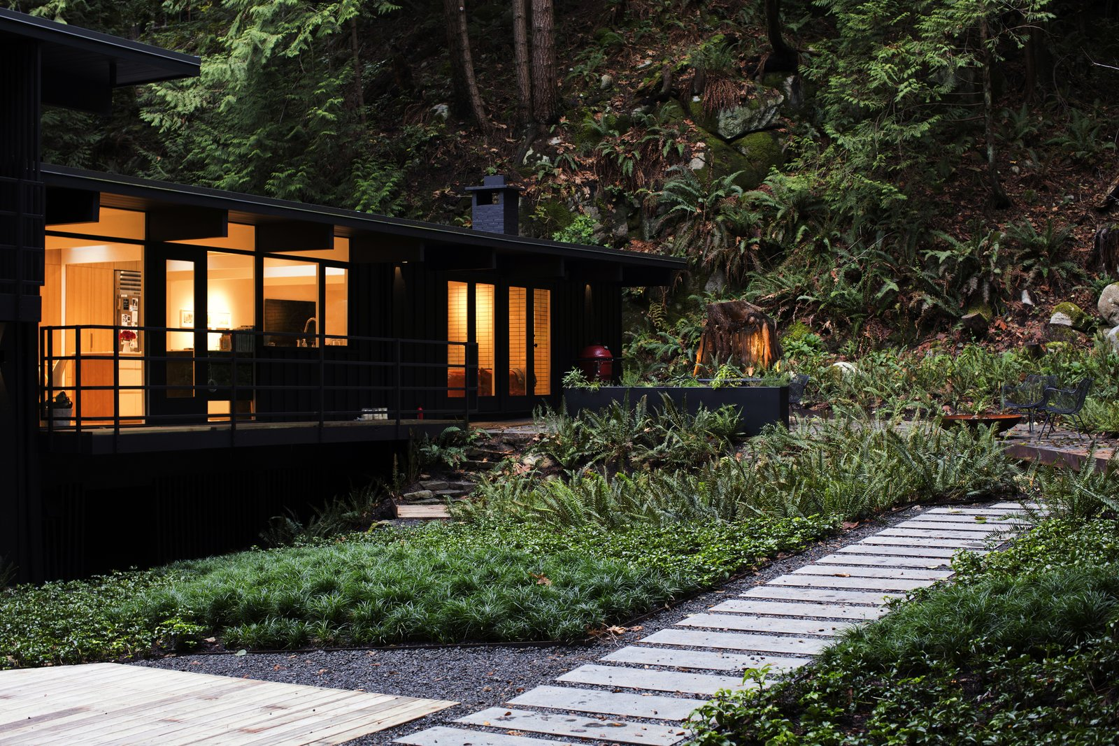 Cypress Falls by considered design inc