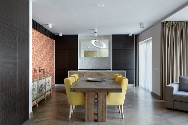 Photo 5 of Loft Prague by Objectum modern home