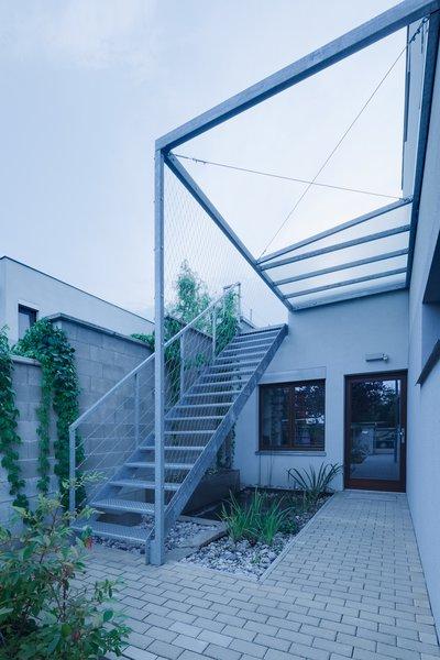 Photo  of Terraced House Slivenec modern home