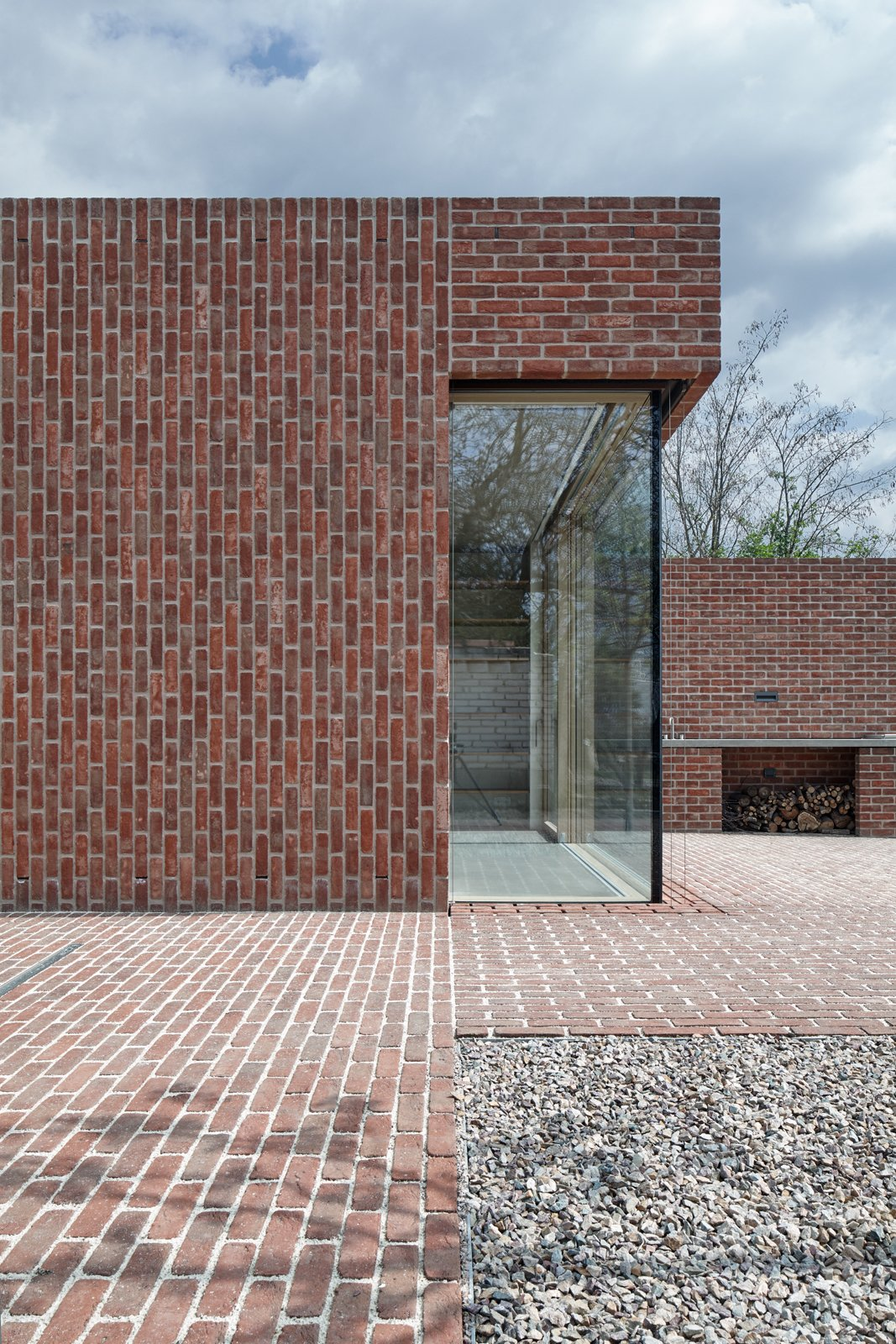 Tagged: Exterior and Brick Siding Material.  Brick House by BoysPlayNice Photography & Concept