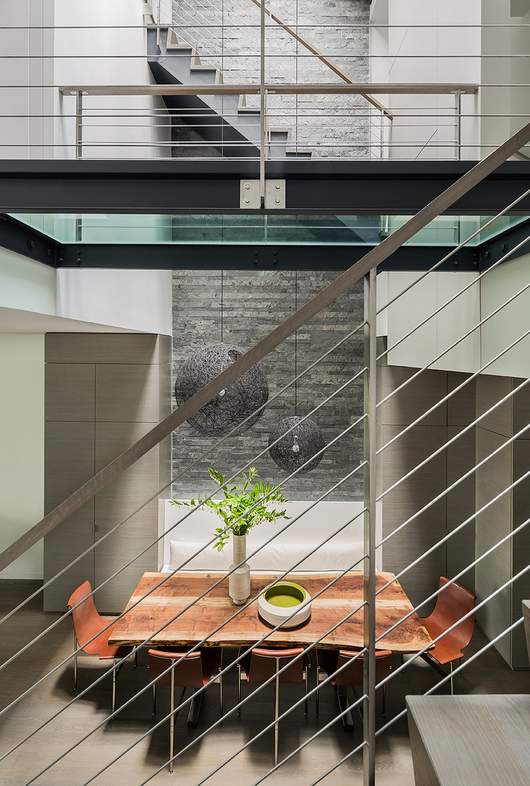 Atrium House by Ruhl Walker Architects