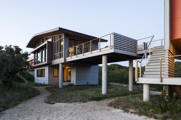 Photo 9 of House of Shifting Sands modern home