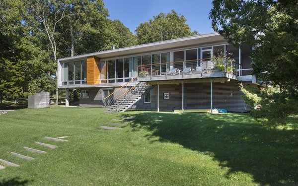 Photo 10 of Westport River House modern home