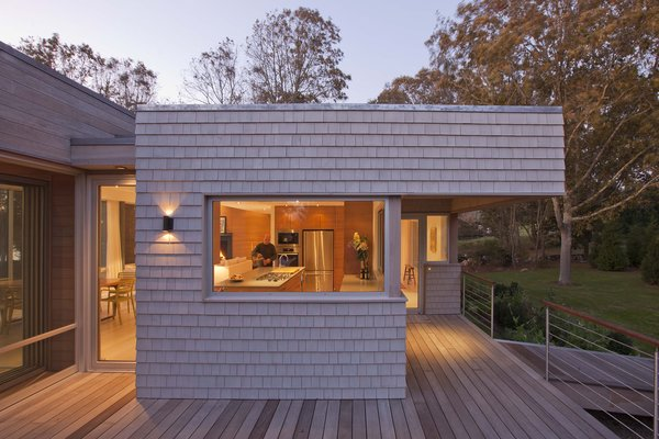 Photo  of Westport River House modern home