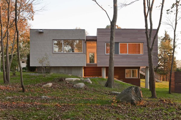 Photo 4 of Westport River House modern home