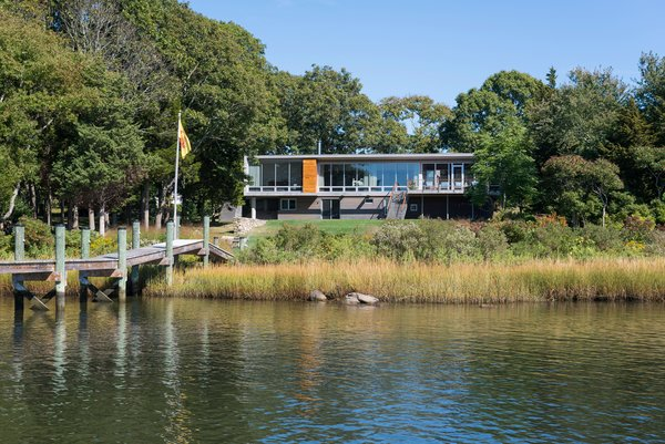 Photo 6 of Westport River House modern home