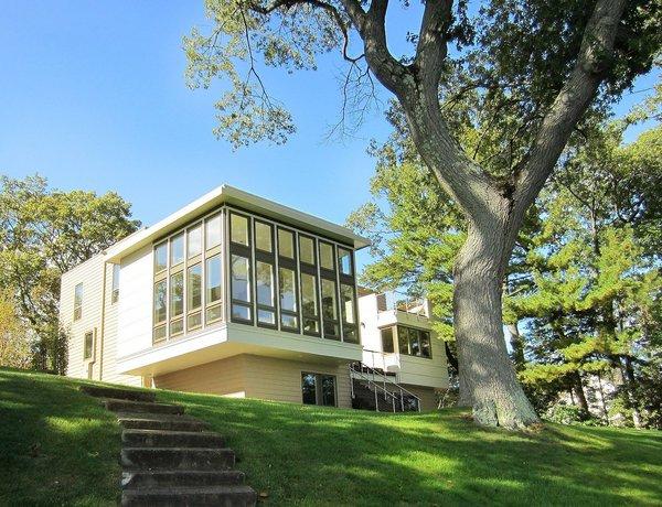 Photo 9 of Mystic Lake House modern home