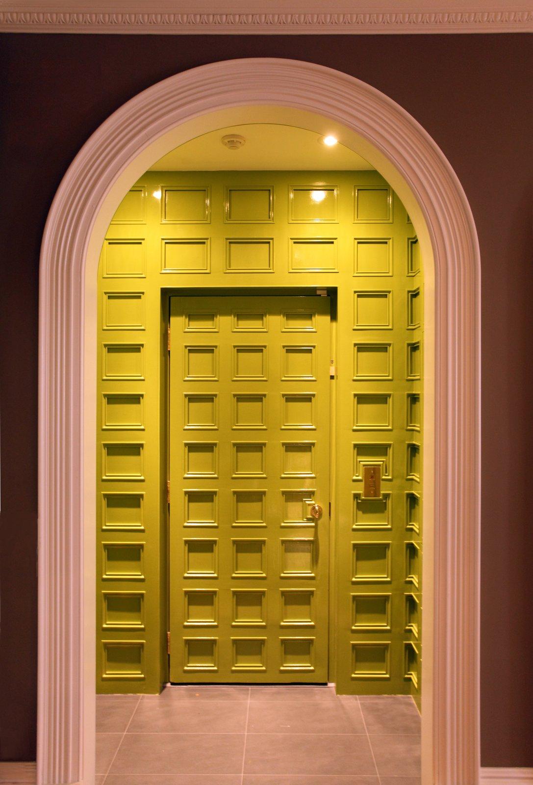 дизайнерские входной двери