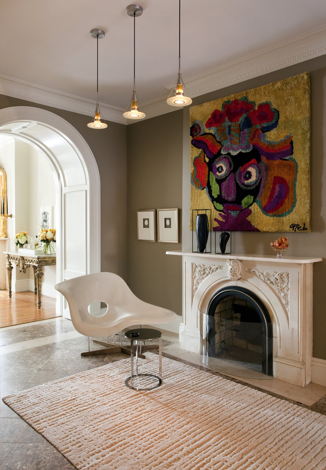 Boston Common House by Ruhl Walker Architects