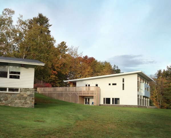 Photo 9 of White Mountain School Catherine Houghton Arts Center modern home