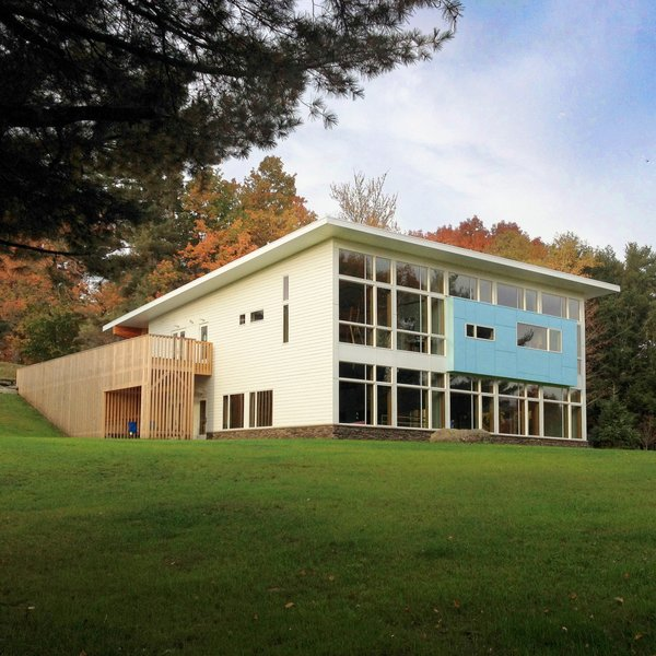 Photo 8 of White Mountain School Catherine Houghton Arts Center modern home