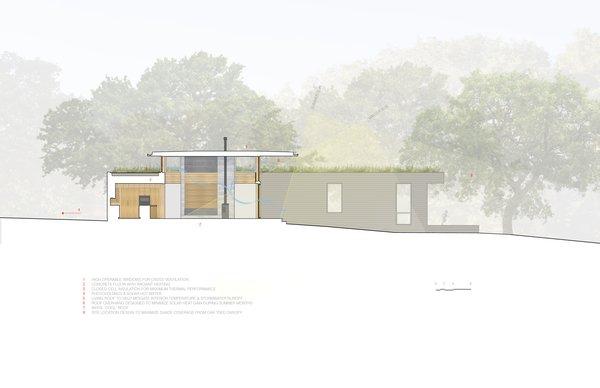 #TurnbullGriffinHaesloop #outdoor #landscape #sustainability  #livingroof Photo 6 of Sonoma Residence modern home