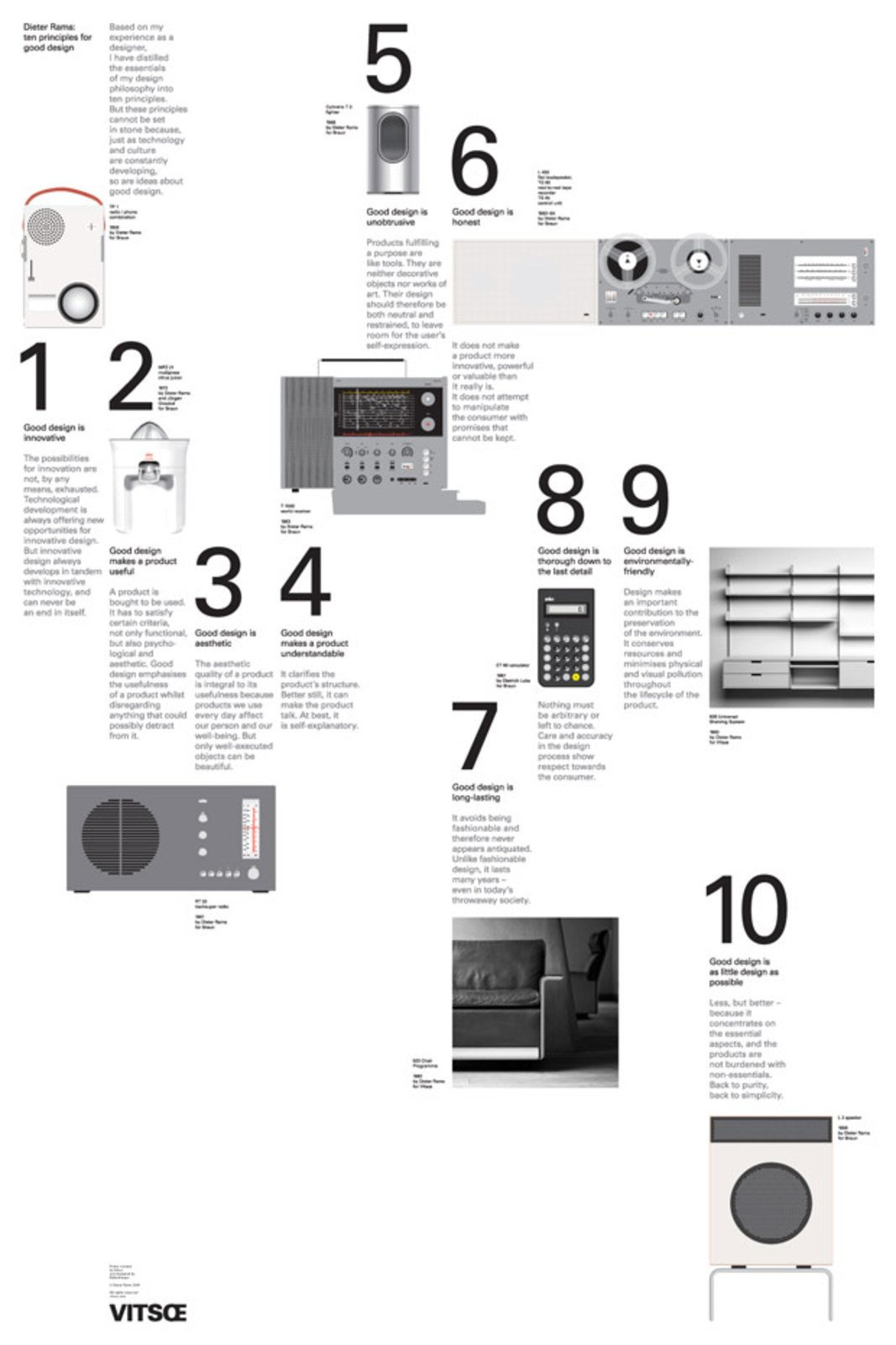 Dieter Rams is the man! by Nick Dine