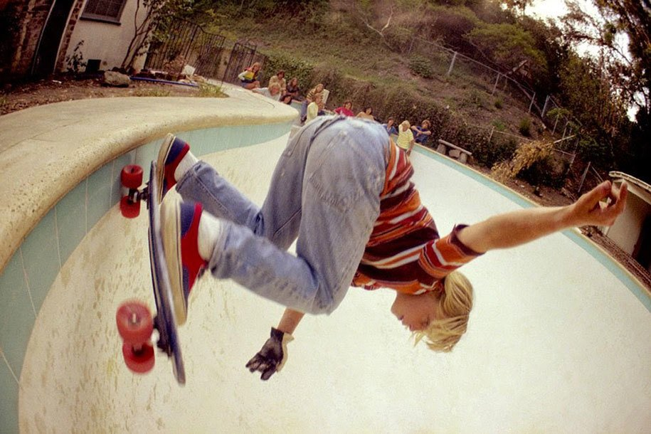 1970s skate by Nick Dine