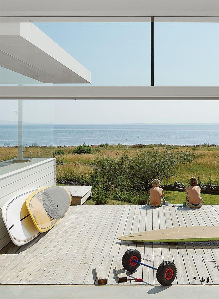 Parsonson Architects, Sweden  Surf Shacks by Chris Deam