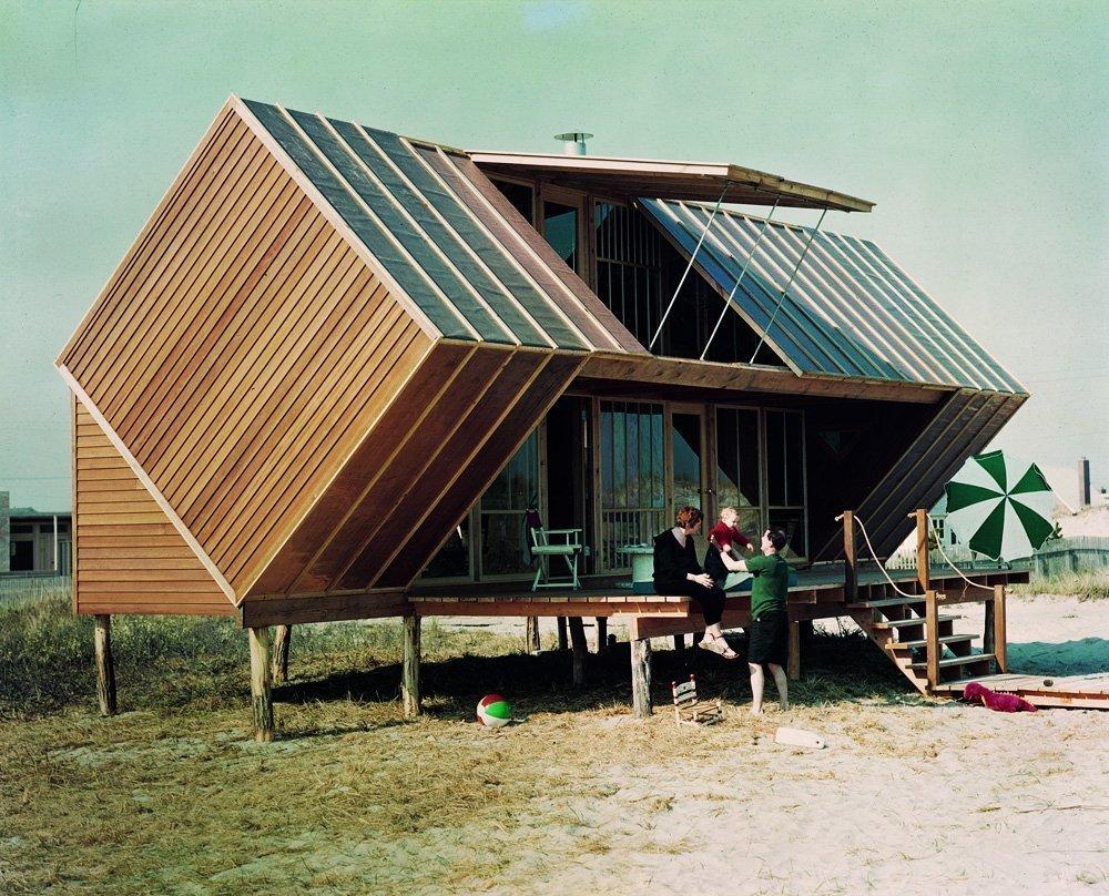 Andrew Geller, the Hamptons