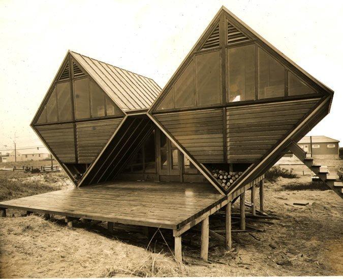 Andrew Geller, the Hamptons  Surf Shacks by Chris Deam